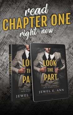 Look the Part by Jewel E Ann Chapter one read today contemporary romance romantic comedy #indieauthor #bookstoread #chapteronereveal
