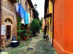 https://flic.kr/p/AW336u | Old Roman streets - gorgeous :) #upsticksandgo #roma #rome #romanstreets #italy #italia #michfrost #travel #travellingtheworld #exploring #instagood #instatravel #instaitalia #history #ostiaantica