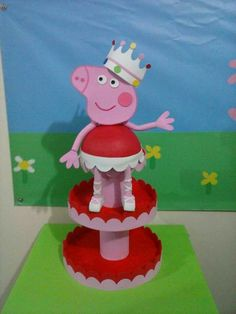 Baleiro, Peppa Pig.