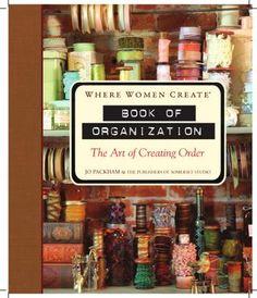 Where Women Create: Book of Organization