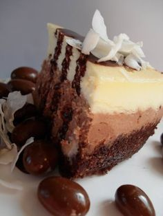 Daring Bakers Challenge…Cheesecake