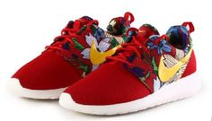 low priced 42fcc 0ab3b Buono Nike Roshe Giallo Rosso Uno E Scarpe Roshe Sneakers, Cheap Sneakers, Nike  Shoes