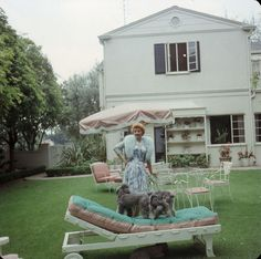A+Rare+Glimpse+into+Life+at+Home+With+Lucille+Ball  - HouseBeautiful.com