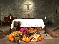 St. Joan of Arc Catholic Church, Powell, OH, Thanksgiving 2015.