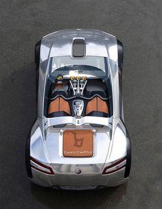 2007 FIAT BARCHETTA - by Carrozzeria Bertone of Turin