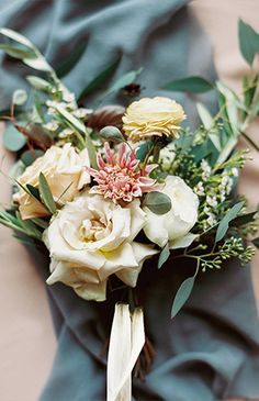 Whimsical, Neutral Wedding at Lake Travis - Inspired By This