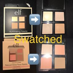 🔴SWATCHED🔴 *Bottom palette GONE*