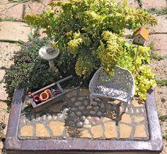 Awesome Mini Garden Outdoor