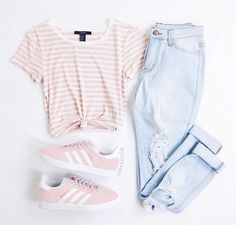 ❥ // Shop the Look – # – Mode Outfits Cute Teen Outfits, Cute Comfy Outfits, Teen Fashion Outfits, Teenager Outfits, Cute Summer Outfits, Swag Outfits, Simple Outfits, Cute Fashion, Look Fashion