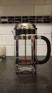 The French Press method is great if you are looking for a smooth cup of