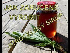 Vyzkoušeno v praxi. Korn, Drink Sleeves, Life Is Good, Herbalism, Herbs, Homemade, Canning, Drinks, Gardening