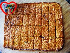 Peach and Coconut Slice you will never buy museli bars again | Sugar Free Kids