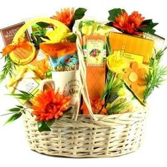Especially for You Gift Basket For Mom- Free Shipping