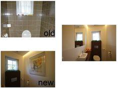 toilet renovatie  toilet renovation