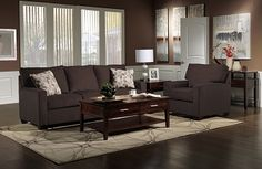 Living Room Furniture-The Perkin Collection-Perkin Sofa Modern Living Room, Furniture Chair, Living Dining Room, Entertaining Guests, Furniture, Sectional Couch, Home Decor, Room, Living Room Furniture