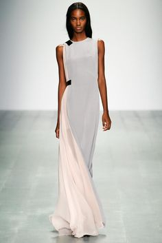Marios Schwab Spring 2015 Ready-to-Wear - Collection - Gallery - Look 1 - Style.com