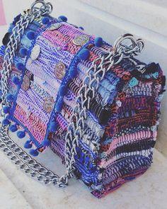Esmeralda ... handmade crochet bag coorelou fashion bag