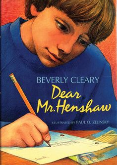 Dear Mr. Henshaw by Beverly Clearly | 35 Childhood Books You May Have Forgotten About
