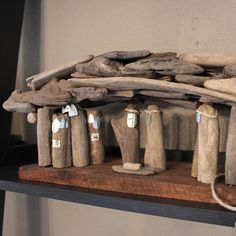 Driftwood Nativity timelesspaper.com