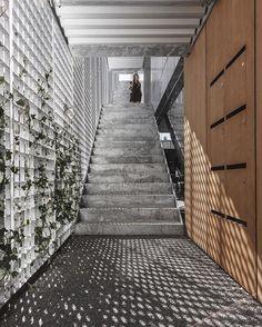 _bliveSonnesgade 11, Sonnesgade, Dinamarca | Arq.: SLETH Architects | Foto: Rasmus Hjortshøj | Ano: 2016 | Área: 2800m2 #_blive