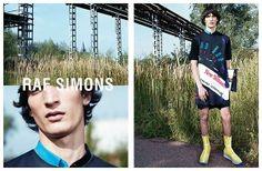 Raf Simons - Raf Simons S/S 14