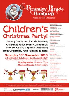 Bramley Bonanza Fancy Dress Competition, Christmas Fancy Dress, Bouncy Castle, Childrens Christmas, Cancer Support, Wooden Toys, Stationery, Paper Crafts, Stationeries