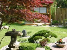 Japanese gardens have always been mesmerizing. They create miniature landscapes, perfectly detailed and designed to offer aesthetic pleasure. These several