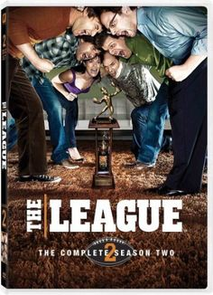 this show is f*ing hilarious. and i don't even like football. The League