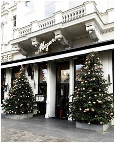 Café Mozart Restaurant Paris, Christmas Love, Vienna, Austria, Beautiful Places, Europe, City, Holiday Decor, World