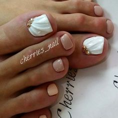 """762 Likes, 6 Comments - #pedicure_nmr (@pedicure_nmr) on Instagram: """"Источник @cherries_nail…"""""""