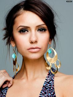 Nina Dobrev / TVD / The Vampire Diaries