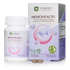 Tangut MenoHealth 30 Tablets