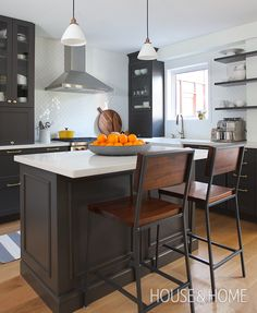 Get Kitchen Design Inspiration For Your Next Reno | Photo: Jason Stickley
