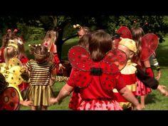 """Míša Růžičková - """"Broučci"""" (Cvičíme s Míšou 6) - YouTube"""