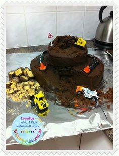 @Lyndell Long  and @Brittania SchroederGreat boy cake!