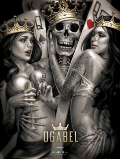 OGABEL.COM - 2 Of A Kind Poster, $9.95 (http://www.shopogabel.com/2-of-a-kind-poster/)