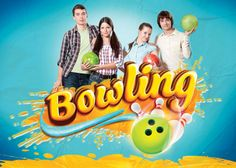 Bowling on Behance
