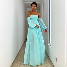 """9a87f80d9d Majesté Store on Instagram  """"Vestido Shan!! Um sonho em forma de vestido!  Já no nosso site   www.majeste.com.br"""""""