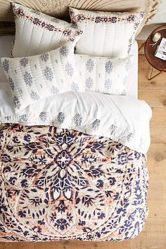 Juliol Quilt - reversible - Anthropologie :: $198 for Queen, $188 for Full