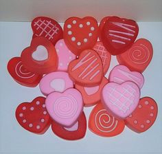 Description: Looking to spread a little love? We have you covered this Valentines Day! To all the Cupids out there, our pink and red Be My Valentinesoaps will certainly WOW that special someone.They also can become a great party gift or favor for many occasions like birthdays, bridalshowers, w…