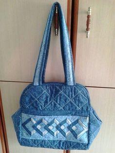 Bolsa azul, encomenda da Adriana