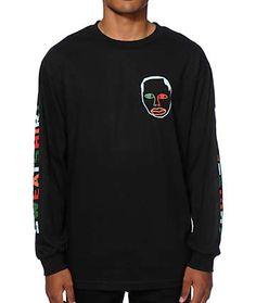 Sweatshirt by Earl Sweatshirt Multicolor Long Sleeve Shirt