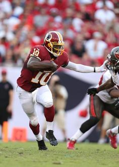 Robert Griffin III // Washington Redskins