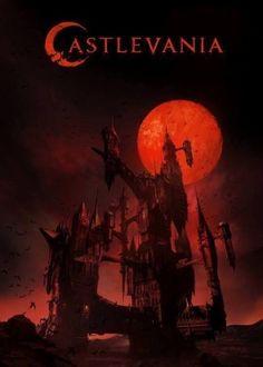 """Série de """"Castlevania"""" ganha primeiro pôster"""
