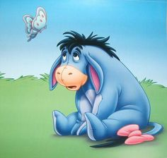 Je trouve ce personnage trop triste...pour l'univers Disney il ne représente pas l'enchantement...
