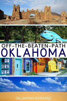 23 Oklahoma Hidden Gems: Best Off-the-Beaten-Path & Secret Spots - Oklahoma Wonders Grand Lake Oklahoma, Oklahoma City Thunder, Ponca City Oklahoma, Norman Oklahoma, Tulsa Oklahoma, Kansas City, Usa Travel Guide, Travel Usa, Travel Guides
