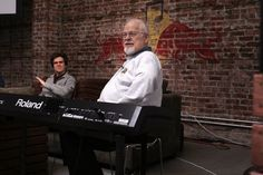 Enjoy the Red Bull Academy interview - http://www.redbullmusicacademy.com/lectures/clare-and-brent-fischer-keep-it-in-the-family
