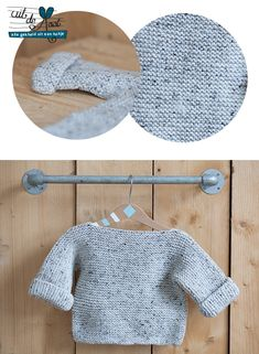 Awesome and easy one-piece knit