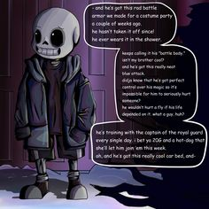"when you get tories's texts and she and sans pretend to be each other, the first thing toriel mentions is that sans ""loves his brother very much"" and it's so fucking precious. I can't stop thinking about that he must've been hanging outside the door and gossiping about how cool papyrus is for hours, and toriel just sits there quietly without saying a word, and perhaps she's being reminded of chara and asriel"