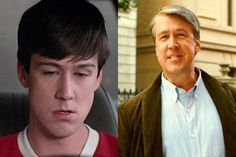 Actor Alan Ruck - best known as Cameron Frye in Ferris Bueller's Day Off